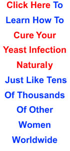 Sarah Summers natural cure for yeast infections